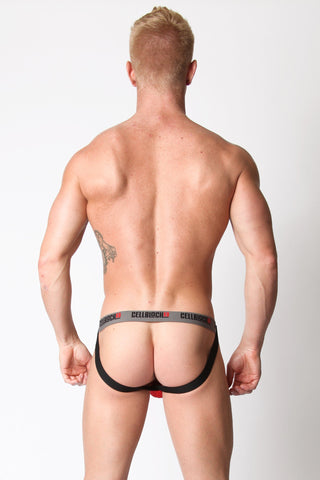 CB13 - Ward13 Jockstrap (Red)