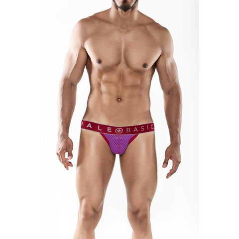 Malebasics — Spot New Jockstrap (Purple)