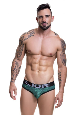 JOR - Brooklyn Jockstrap Green