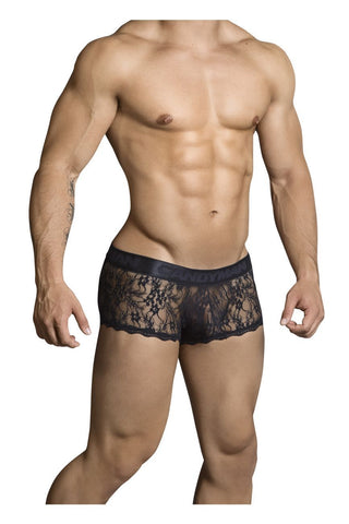 CandyMan - Silk Road Jock Trunk (Black)