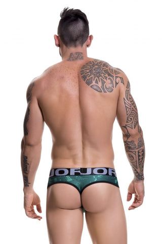 JOR - Brooklyn Thong Green