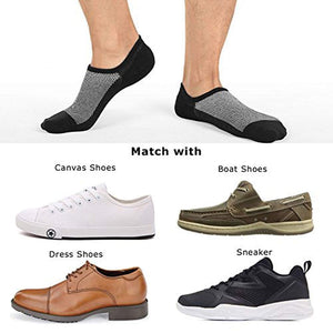 No Show Socks | Odorless - DEEPVTEE