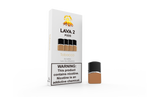 Tobacco PODS (Pack of 4) | 5% (50mg) Salt Nicotine by LAVA2