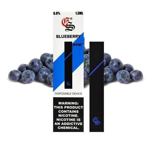 Blueberry Eon STIK Disposable Vapes (6.8 % Salt Nic)