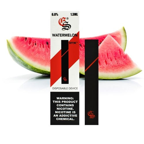 Watermelon STIK Disposable Vapes (6.8 % Salt Nic)