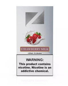Ziip PODS (Strawberry 5%)