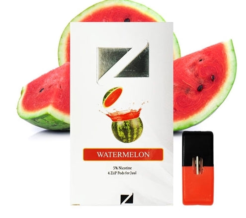 Ziip PODS (Watermelon 5%)