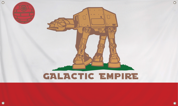 Galactic Empire Flag - Youfory, LLC