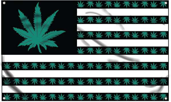 Canni-merica Flag - Youfory, LLC