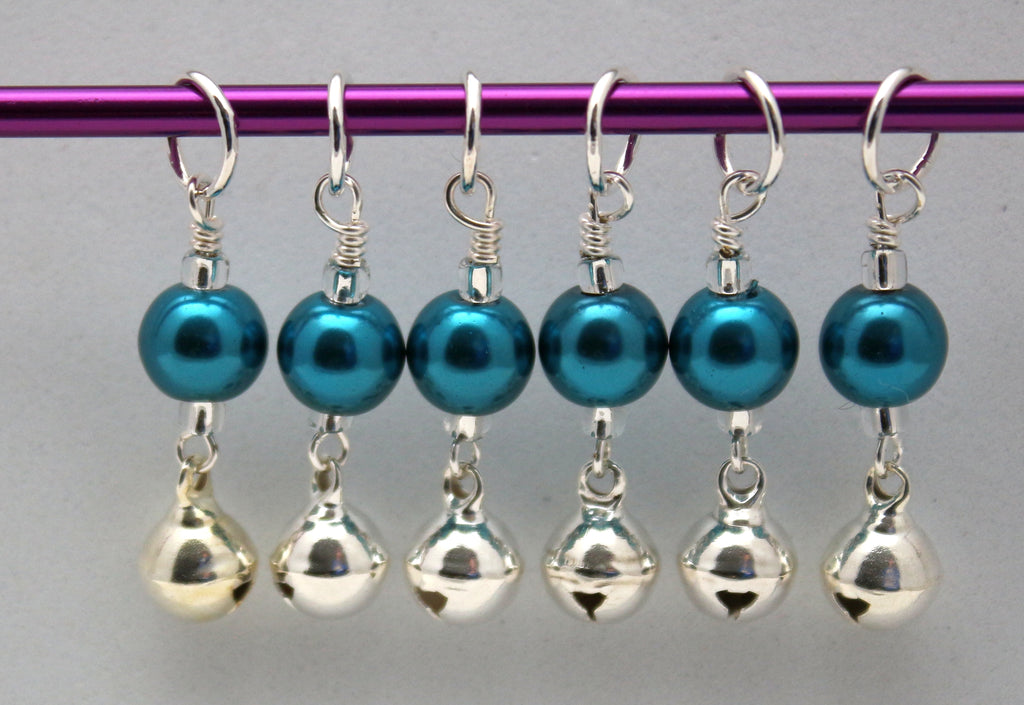 Bells Stitch Marker Set