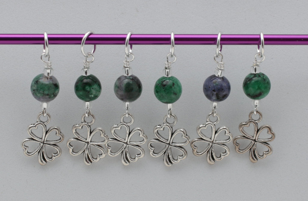 Four Leaf Clover Marker Set