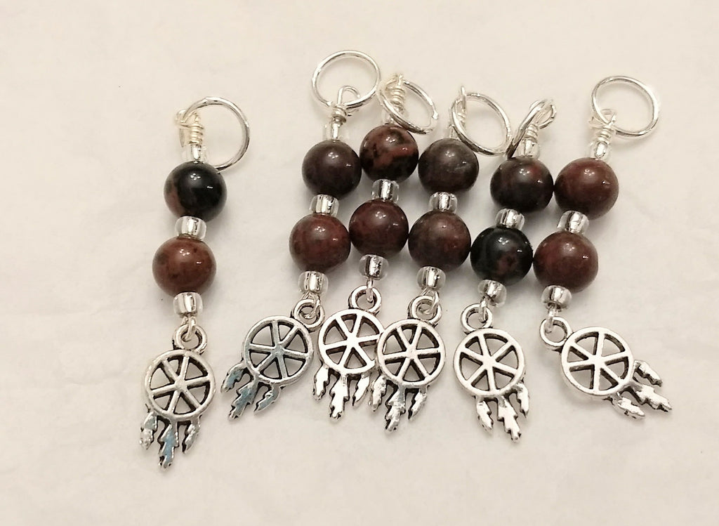 Dream Catcher Stitch Marker Set