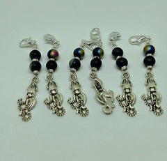 Small Ring Stitch Markers