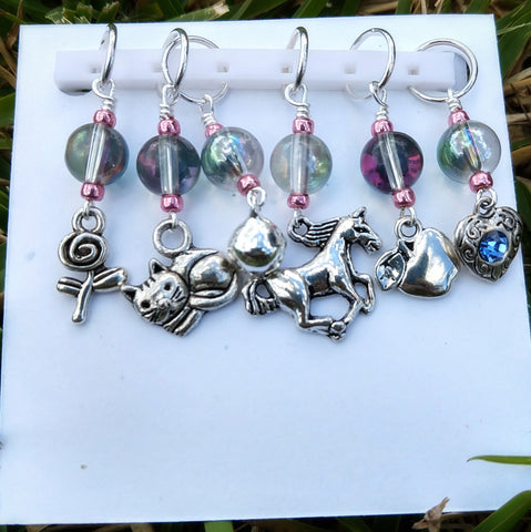 A Few of My Favorite Things Stitch Markers