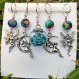 Fairy and Pixie Dust Stitch Markers