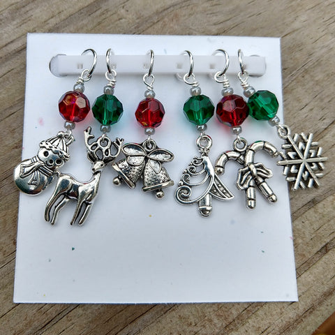 Winter Wonderland Stitch Markers
