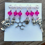 Hey Sugar Sugar Stitch Markers