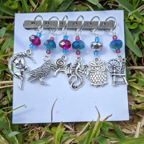 Once Upon a Dream Stitch Markers