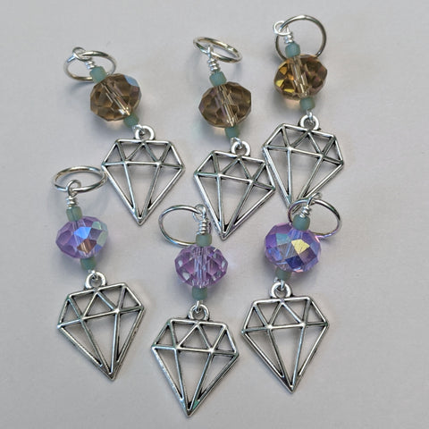 Gem Stitch Markers (S1)