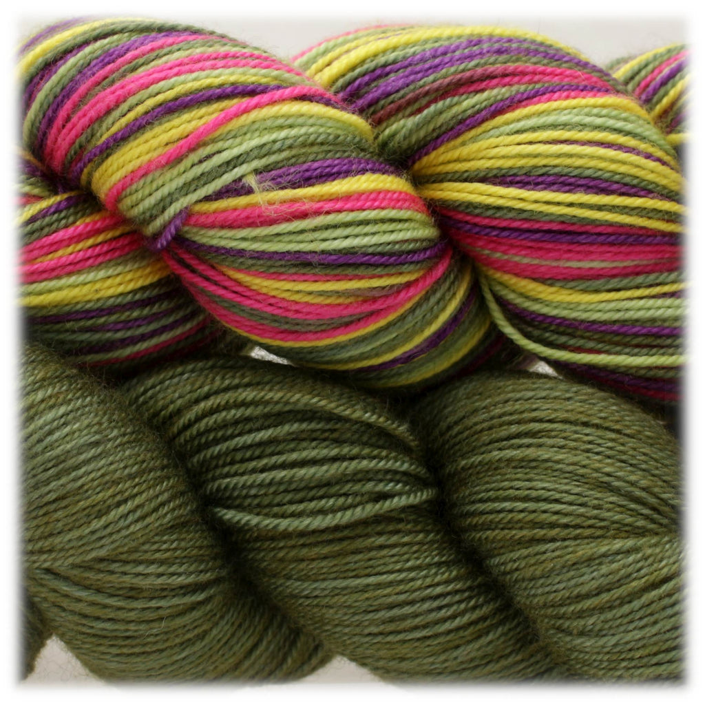 Shawl Sets: Nitrogen Fixation