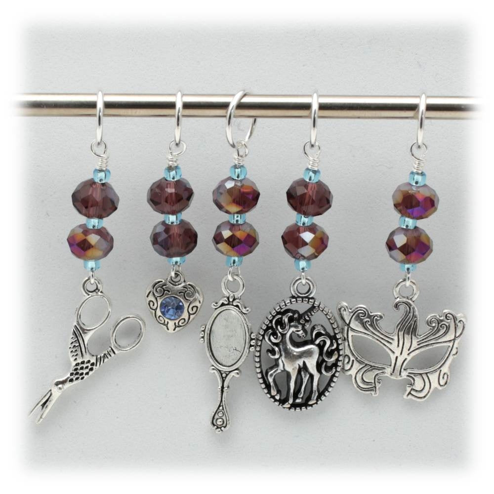 Fashion Pony Stitch Marker Set