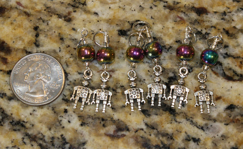 Robot Stitch Marker Set