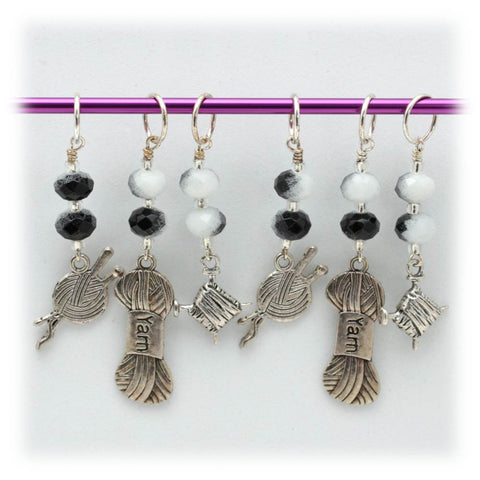 Yarn Stitch Marker Set