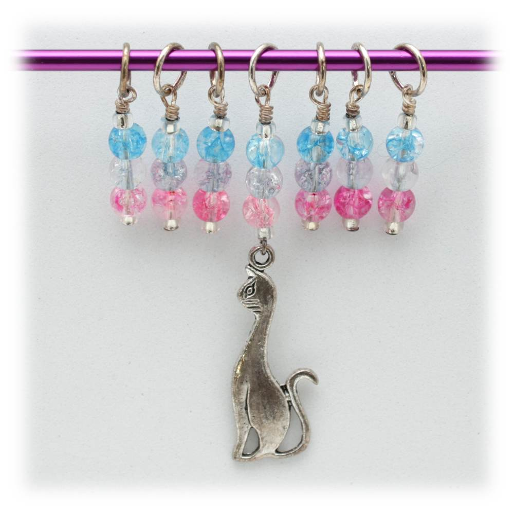 Sophisticat Stitch Markers