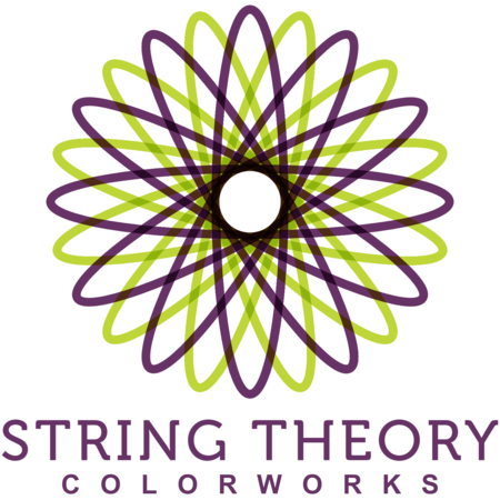 String Theory Colorworks