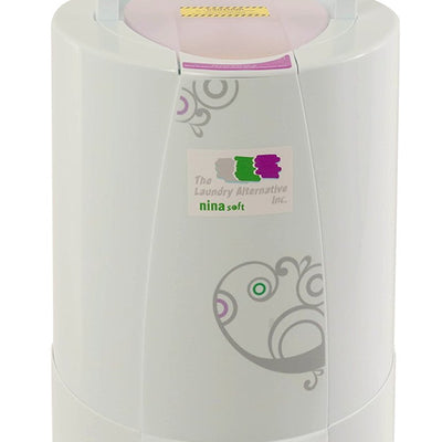 Ventless Portable Electric Spin Dryer