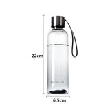 500ML Sports Bottle Outdoor Stainless Steel Water Bottle