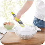 Adjustable Easy Measuring Quantitative Spoon With Scale Measuring