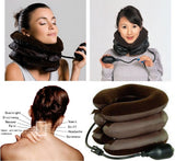 3 Layer Adjustable Neck Stretcher Pain Relief