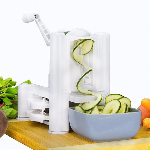 3 in 1 Spiral Fruit And Vegetable Slicer