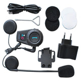 500M Motorcycle Helmet Bluetooth Interphone