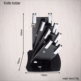 4 Ceramic Knife + 1 Ceramic Peeler Set With Holder