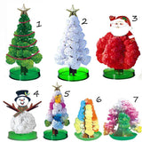 1pc Stereoscopic Magic Paper Tree Miniature Toy Art Decorations