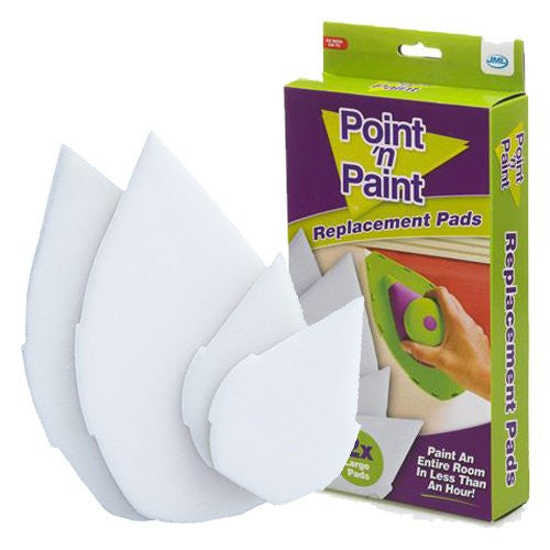 Point 'n Paint Replacement Pads