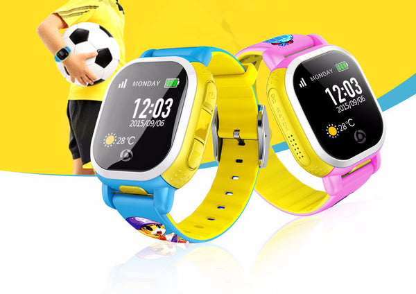 Tencent Children Anti Lost Smart Watch