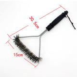 "12"" BBQ Grill Cleaning Brush"