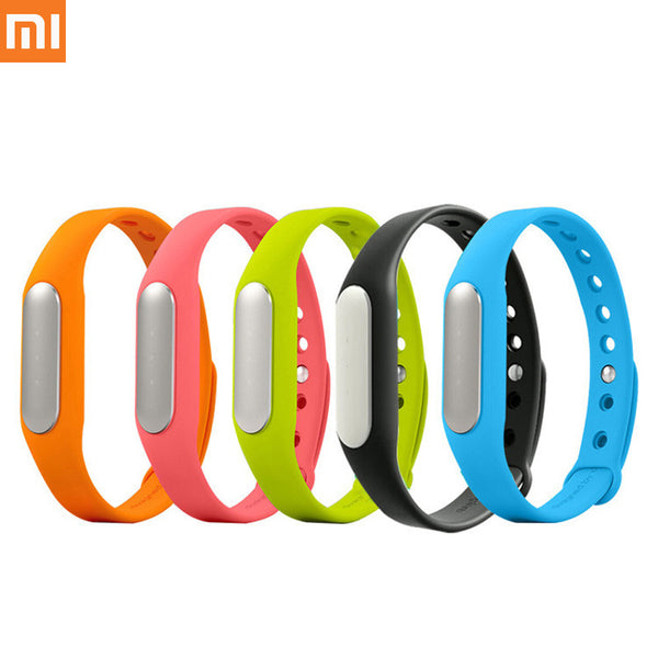 Xiaomi Waterproof Smart MI Band Bracelet Wristbands For Android / iOS with Fitness Tracker