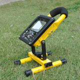 10W LED Rechargeable Waterproof Flood Light