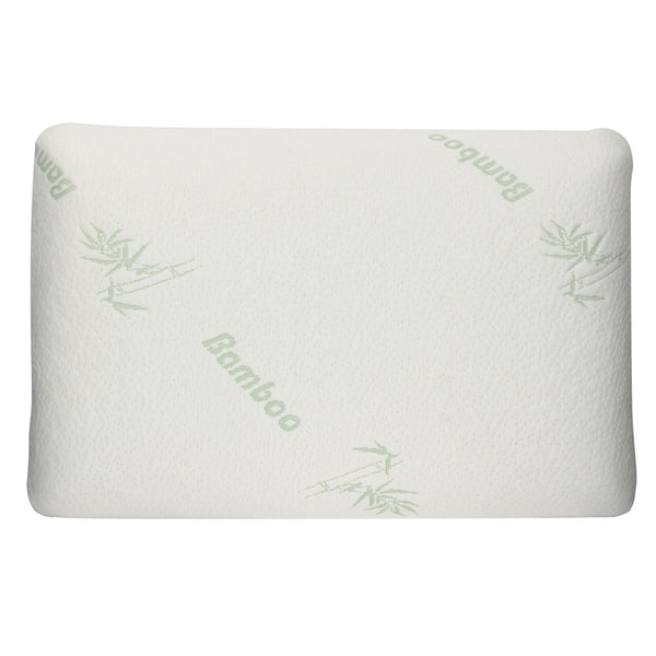 Miracle Bamboo Memory Foam Antibacterial Pillow