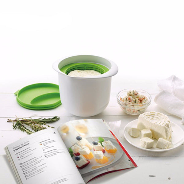 Microwave Cheese Maker Tool With Recipe Book