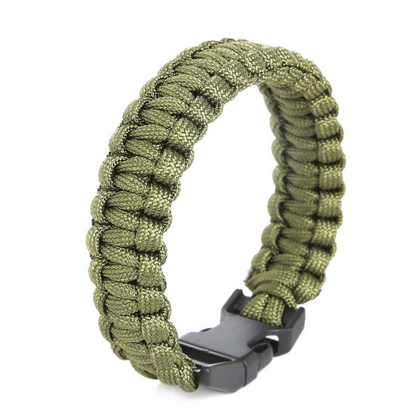 Emergency Paracord Survival Bracelet