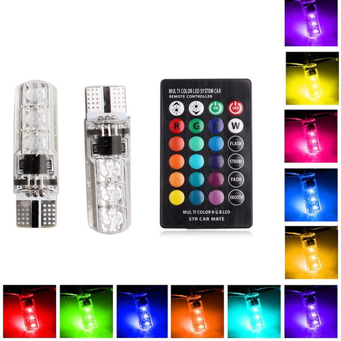 2 PCS Car Led Light Bulb