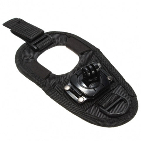 360 Degree Rotation Wrist Hand Strap Band Holder Mount For GoPro