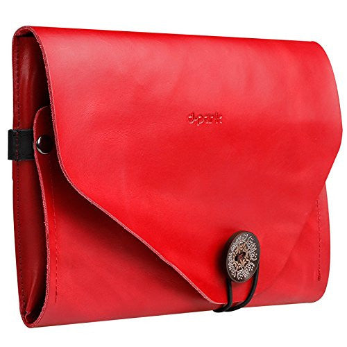 Classical Leather Tablet Sleeve Case