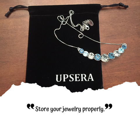 Jewelry Care Tips 101: STORE YOUR JEWELRY PROPERLY