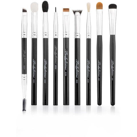 Essential Eye Brush Set - Lashylicious